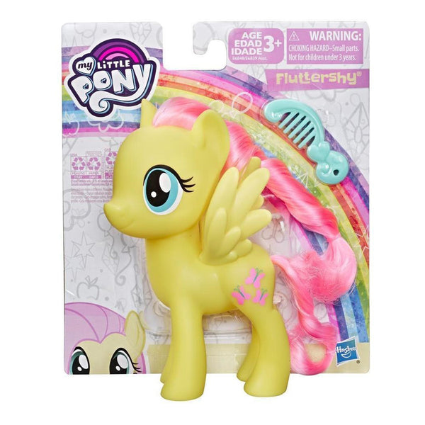 MY LITTLE PONY 6 - FLUTTERSHY E6839