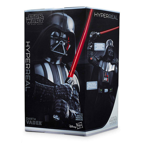 """STAR WARS 8"""" HYPERREAL FIGURE DARTH VADER"""