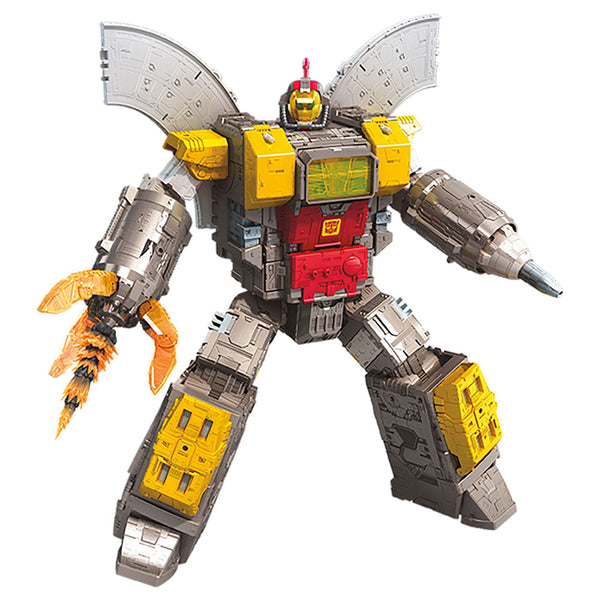 TRANSFORMERS WAR FOR CYBERTRON SIEGE OMEGA SUPREME CLASE TITÁN