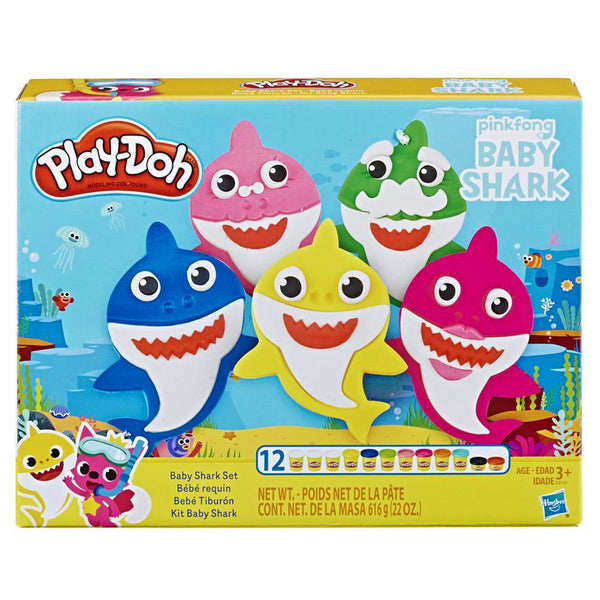 PLAY-DOH BABY SHARK SET E8141