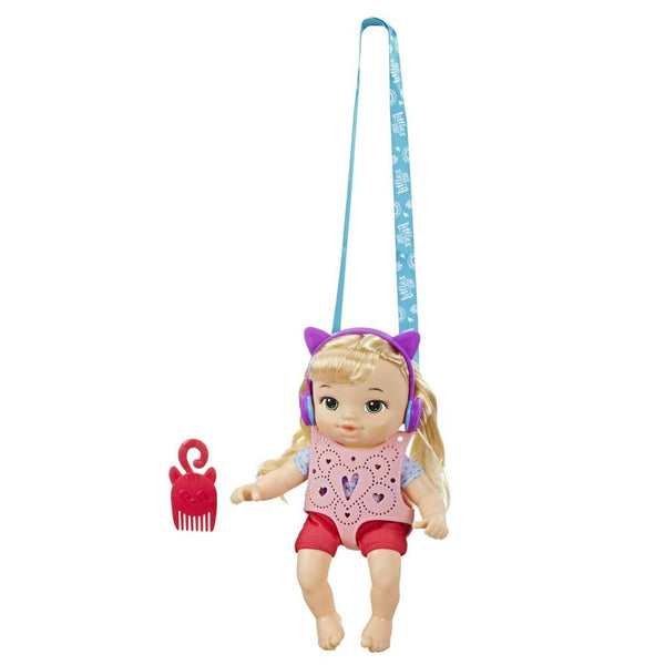 LITTLES GIRL BLONDE E7176