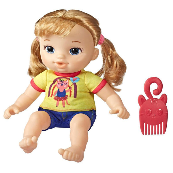 LITTLES GIRL BLONDE VALUE E8409