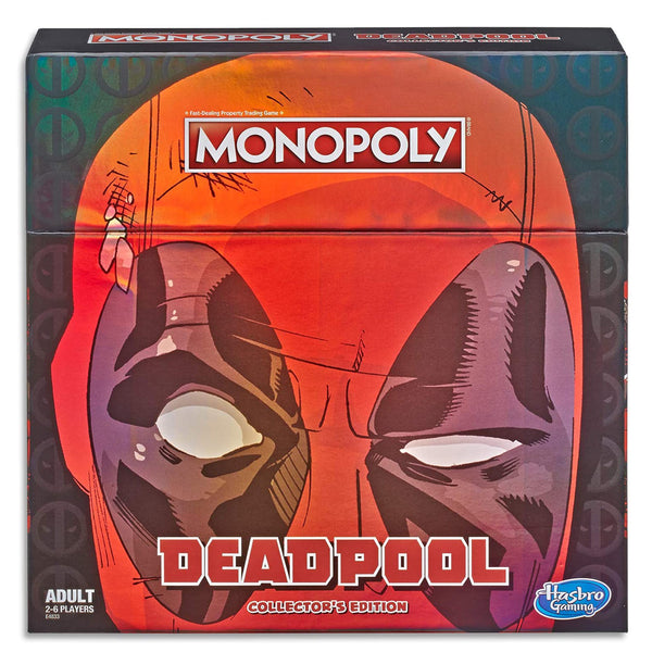 MONOPOLY DEADPOOL E4833