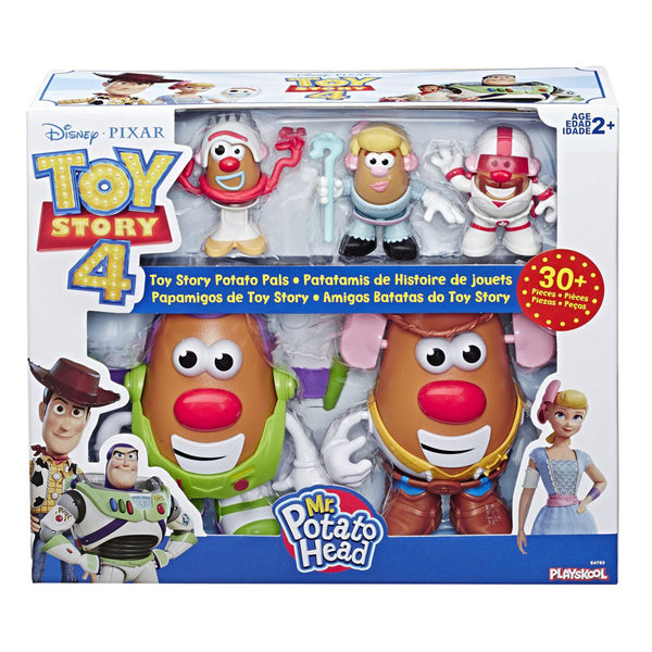 SEÑOR CARA DE PAPA TS4 BUZZ WOODY MINI PACK E4783