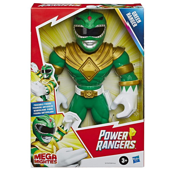 POWER RANGERS PSH MEGA MIGHTIES GREEN E6730