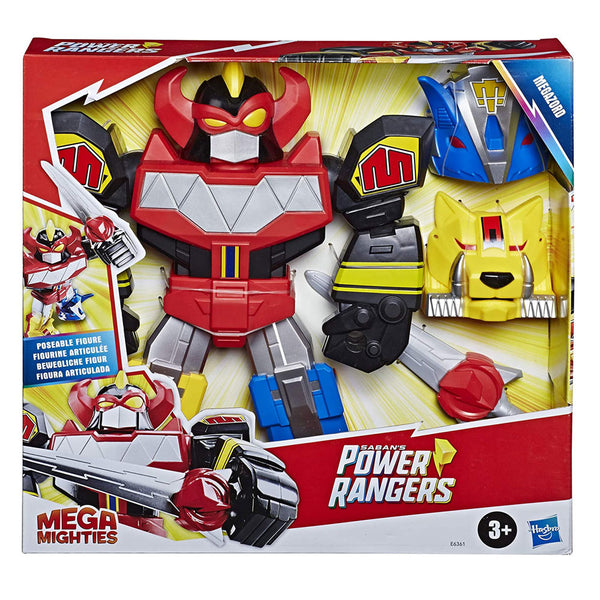 PLAYSKOOL MEGA MIGHTIES - MEGAZORD E6361