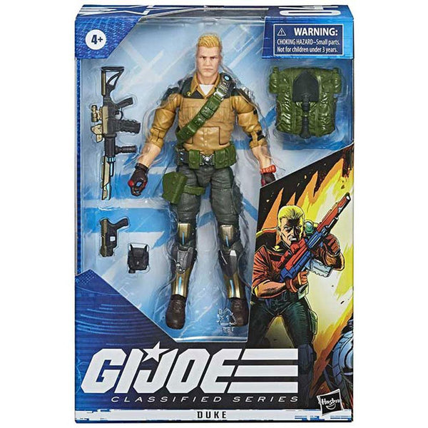 G.I. Joe Classified Series Duke E8346