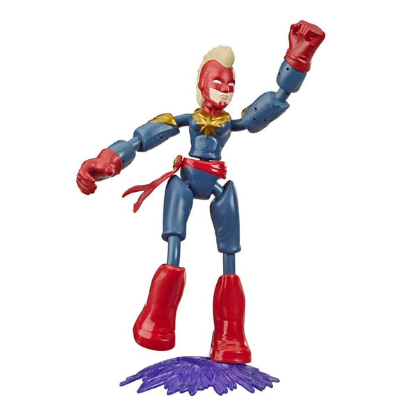AVENGERS BEND AND FLEX - CAPTAIN MARVEL E7377