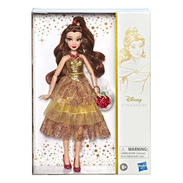 DISNEY PRINCESS DELUXE FASHION DOLL - BELLA E8395