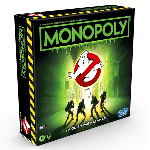MONOPOLY GHOSTBUSTERS E9479