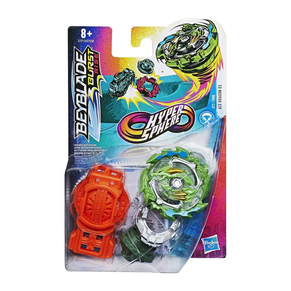 BEYBLADE HYPERSHPERE STARTER PACK -  ACE DRAGON D5 E7530