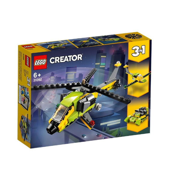 HELICOPTER ADVENTURE - CREATOR 31092