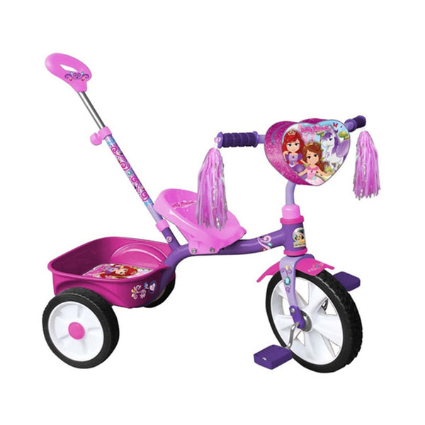 TRICICLO APACHE LOVELY PRINCESS EMPUJE R12 982