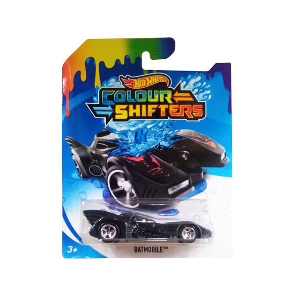HOT WHEELS COLOR SHIFTERS - BATMOBILE MATTEL BHR15
