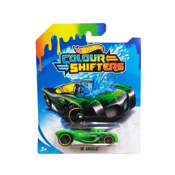 HOT WHEELS COLOR SHIFTERS - 16 ANGELS MATTEL BHR15