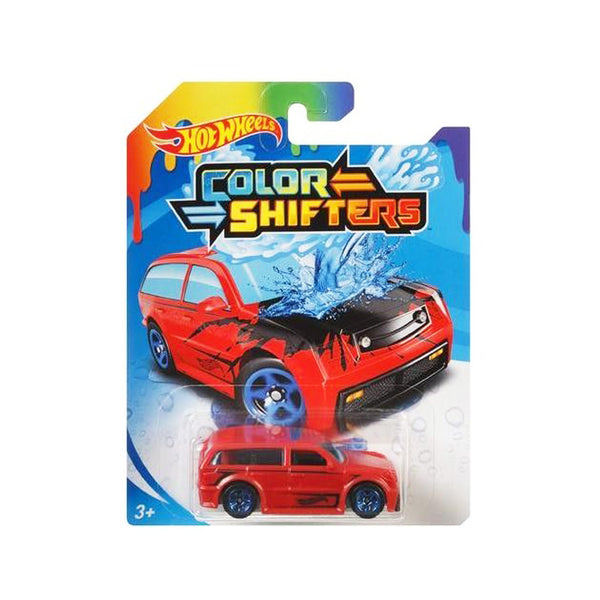 HOT WHEELS COLOR SHIFTERS - BOOM BOX MATTEL BHR15
