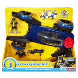 FISHER PRICE IMAGINEXT DC SUPERFRIENDS BATMOVIL CLP22