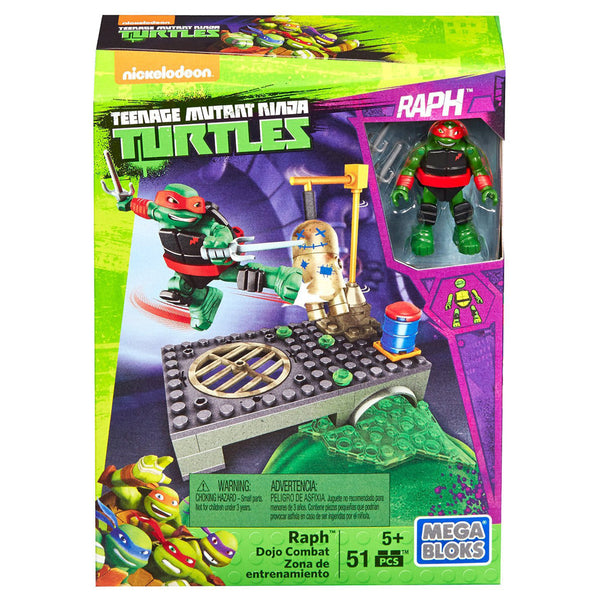 MB TMNT ANIM GUARIDA - RAPH