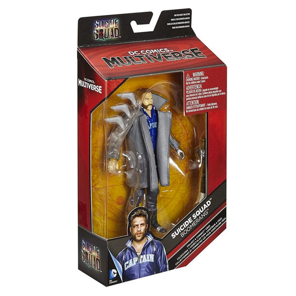 LAT SUICIDE SQUAD MULTIVERSE 6 FIGURE - BOOMERANG DNV37