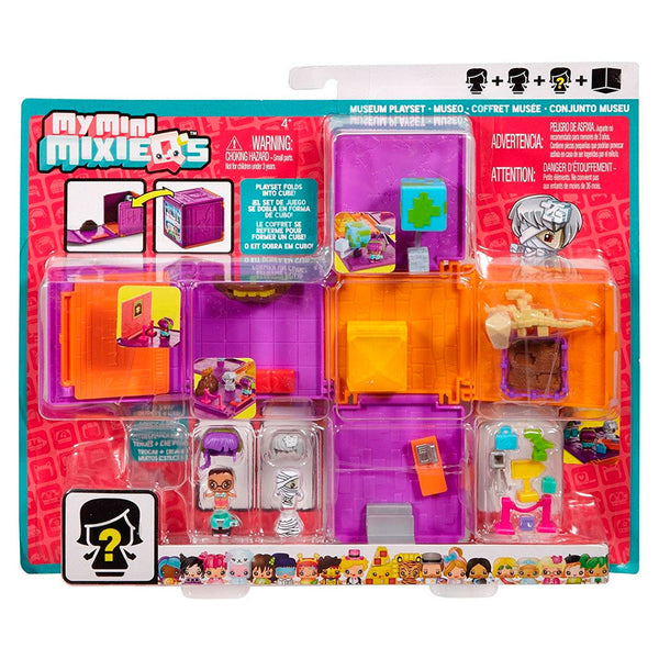 MY MINI MIXIEQ'S CUBO PLAYSET BLIND PACK