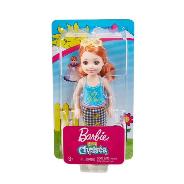 BARBIE CLUB CHELSEA - JUST BE YOU DWJ33