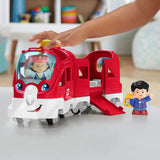 LITTLE PEOPLE VEHÍCULOS - TREN PASAJEROS AMIGABLES FKP56