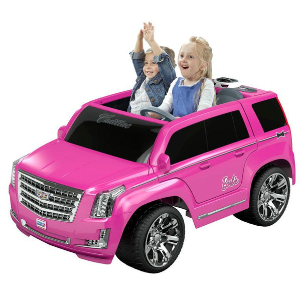 F-P POWER WHEELS BARBIE ESCALADE