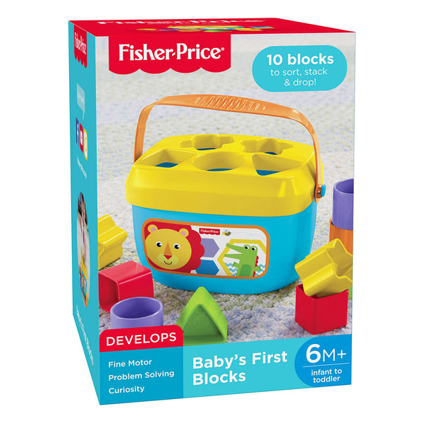 FISHER-PRICE BABYS FIRST BLOCKS REFRESH