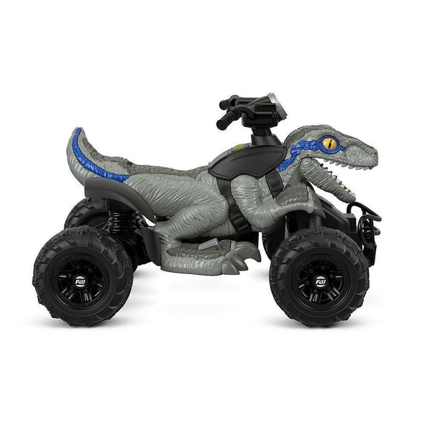 POWER WHEELS® JURASSIC WORLD™ DINO RACER FLJ84
