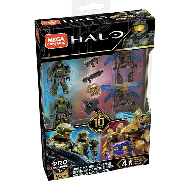 HALO FIRE TEAM - DEFENSA NAVAL UNSC FMM85