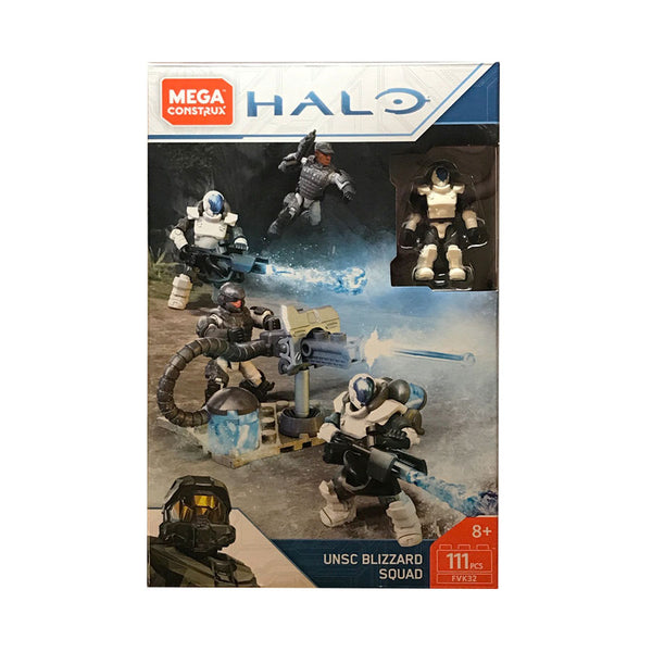 MCX HALO FIRE TEAM - UNSC BLIZZARD SQUAD