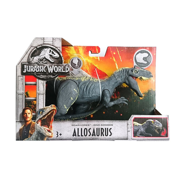 JURASSIC WORLD ROARIVORES - ALLOSAURUS