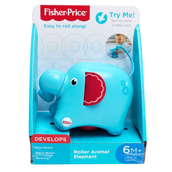 FISHER-PRICE MIS PRIMEROS ANIMALITOS DIVERTIDOS - ELEFANTE