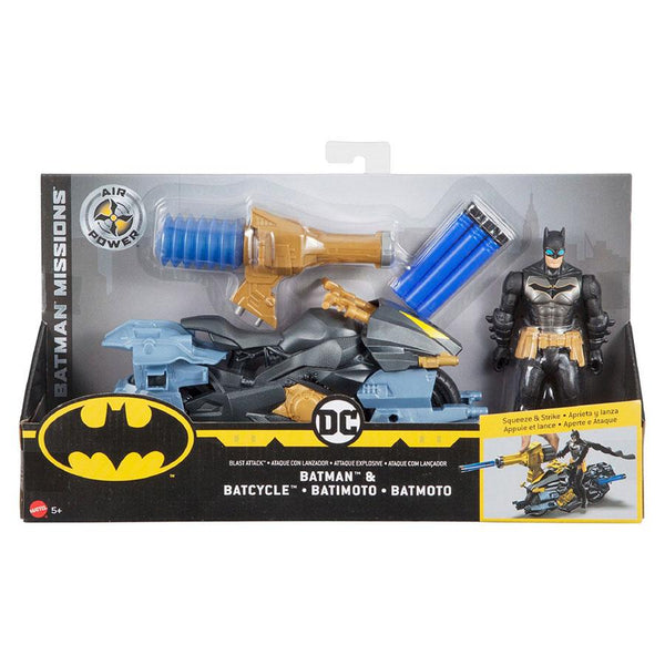 DC CORE AIR POWER FIGURA Y VEHICULO 6""