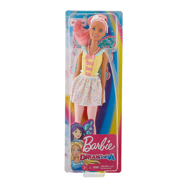 BARBIE DREAMTOPIA HADAS - ROSA