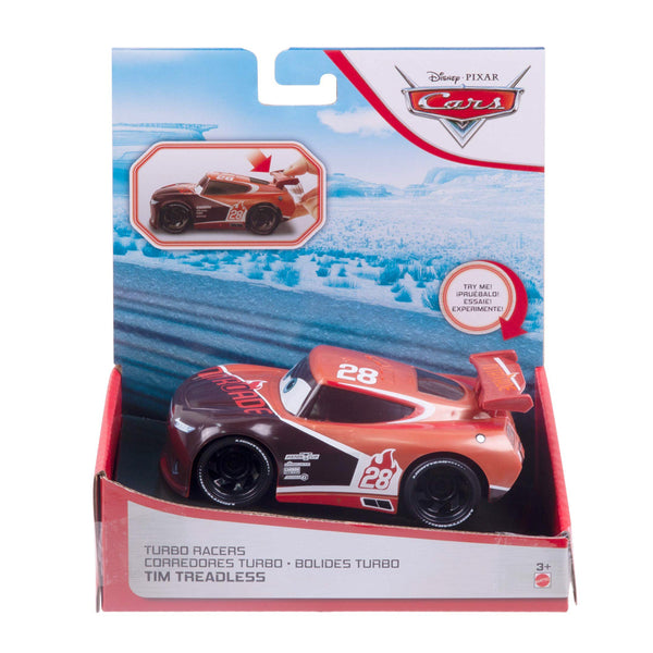 CARS CORREDORES TURBO - TIM TREADLESS FYX39
