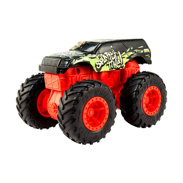 HOT WHEELS MONSTER TRUCKS SURTIDO ESCALA 1.44 - SPLATTER TIME GCF94