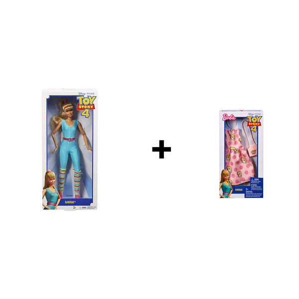 BARBIE TOY STORY 4 + REGALO