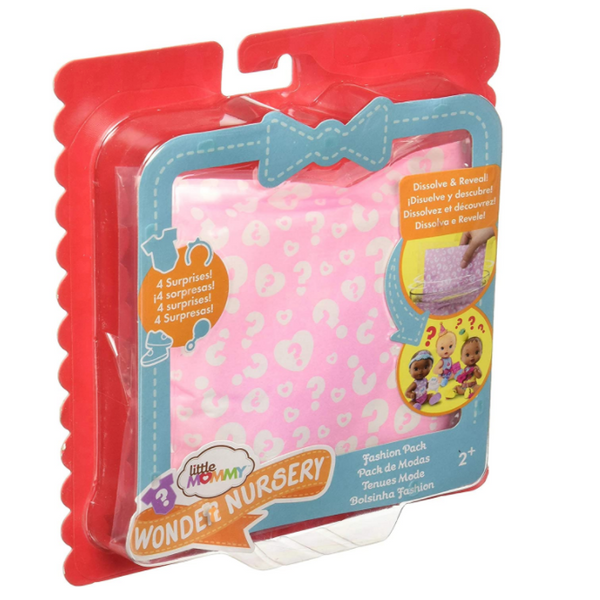 Little Mommy Wonder Nursery Pack de Modas GCD55