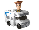 TOY STORY MINI FIGURAS CON VEHICULO WOODY GCY49