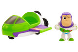 TOY STORY MINI FIGURAS CON VEHICULO BUZZ GCY49