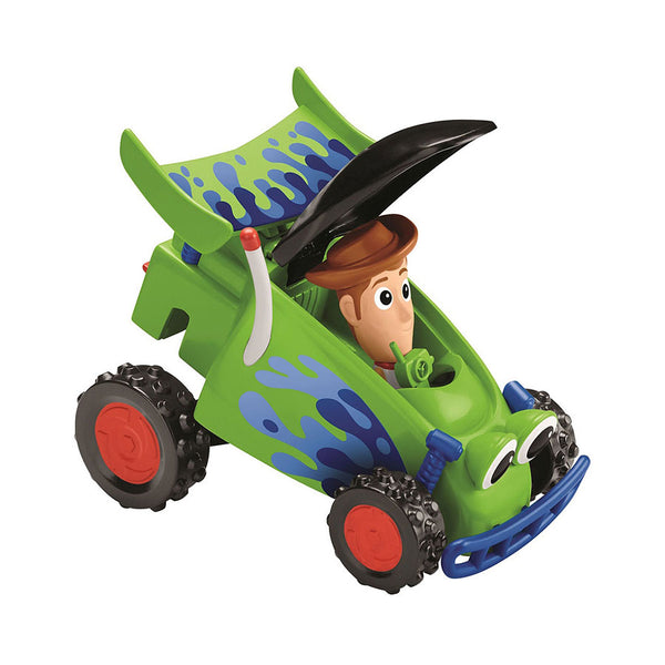 TOY STORY FP VEHICULOS POP UP - COCHE DE CARRERAS DE WOODY