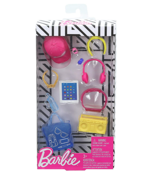 Barbie Atuendos Fashionista Set #2 FND48