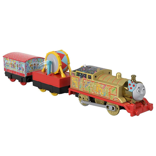 THOMAS AND FRIENDS GRANDES MOMENTOS SURTIDO DE TRENES - GOLDEN THOMAS BMK93