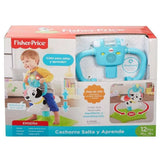 Fisher-Price Cachorro Salta y Aprende GHY12