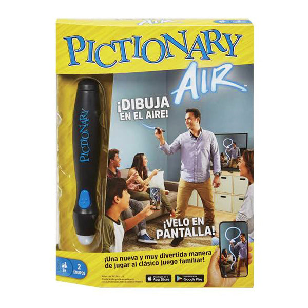 LAT PICTIONARY AIR