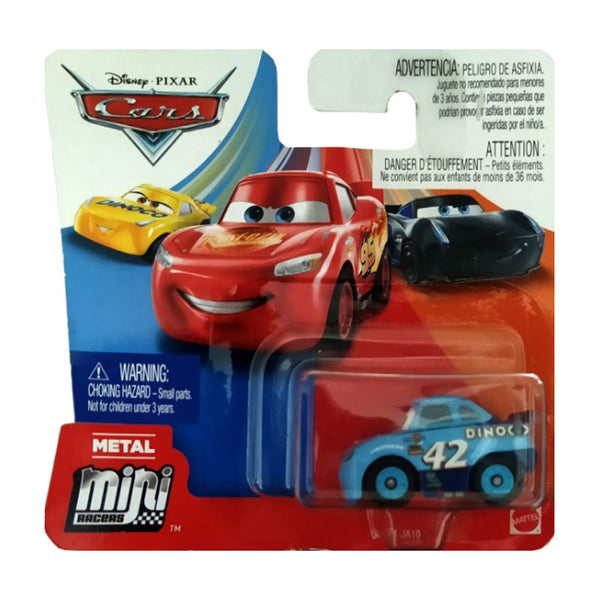 CARS MINI RACERS SINGLES Cal Weathers GKF65