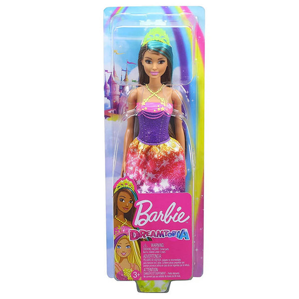 BARBIE PRINCESA - MORADO GJK12