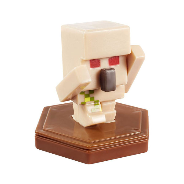 MINECRAFT EARTH MINI FIGURAS - ENRAGED GOLEM GKT32