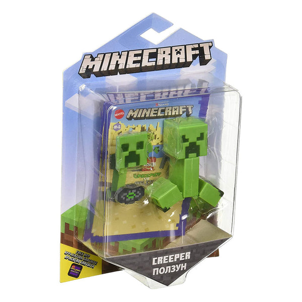MINECRAFT COMIC MAKER - CREEPER GRD74